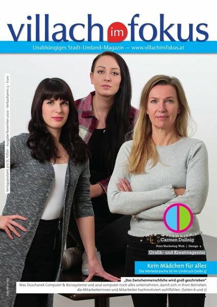 villachimfokus - Ausgabe 23 November 2020